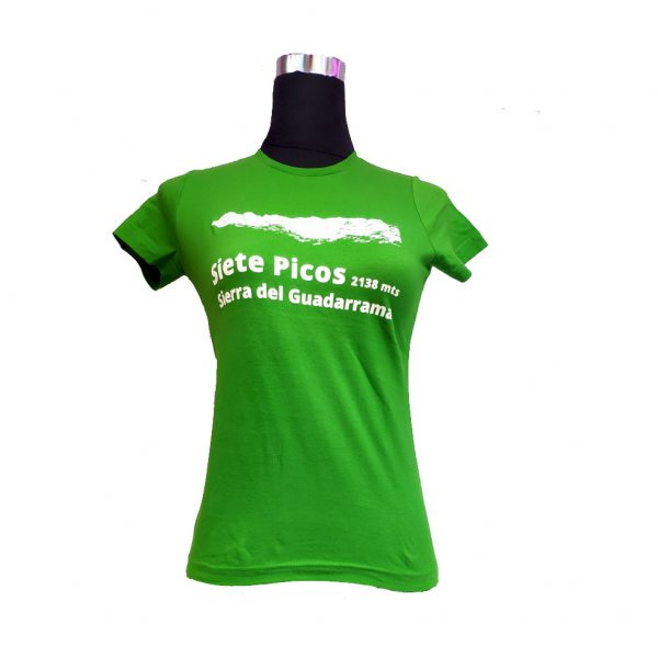 Camiseta-mujer-parque-nacional-sierra-de-guadarrama-verde