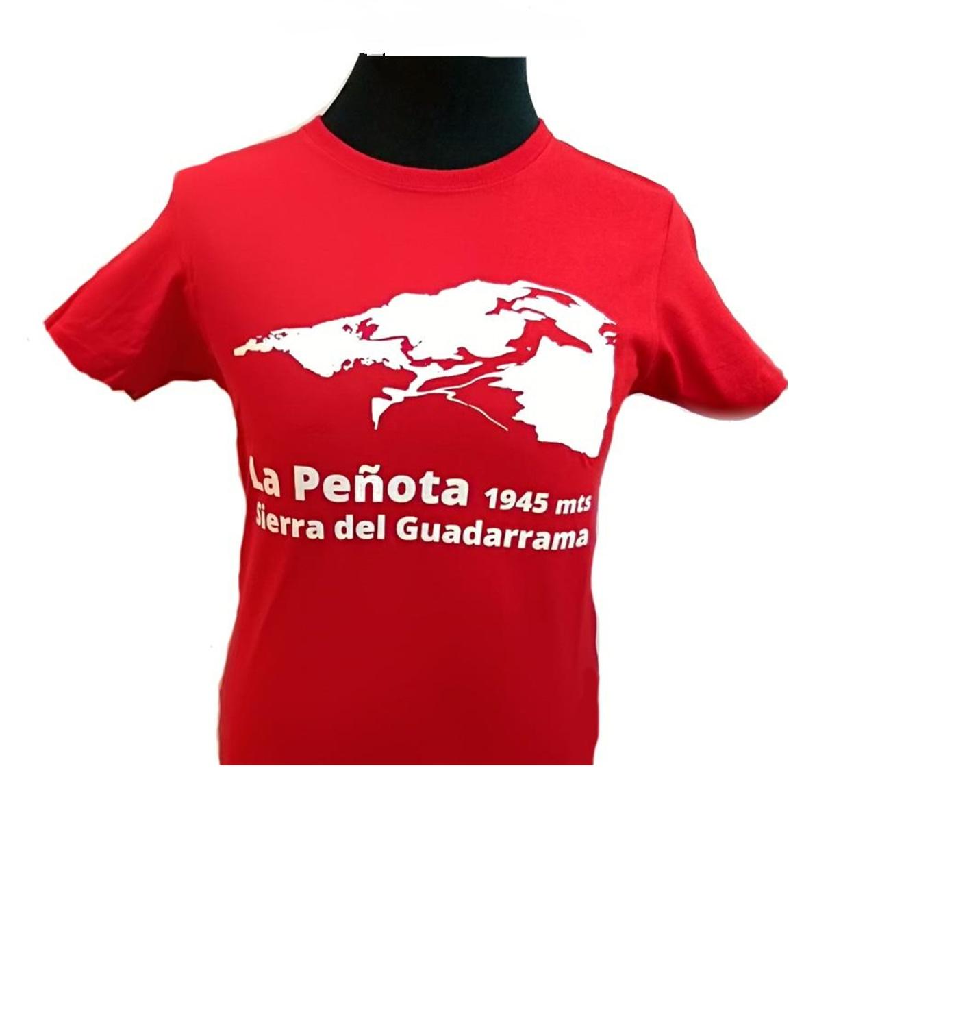 La De Sierra Peñota Parque Hombre Camiseta Guadarrama Nacional xoeWdCrB